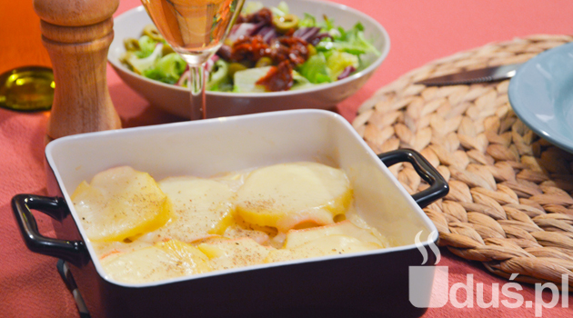 Raclette - przepis