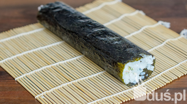 Sushi Maki - zwijanie nori