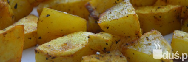 Pieczone ziemniaki