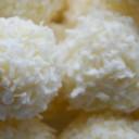 Banalnie proste i niezwykle pyszne bezglutenowe rafaello (pralinki)