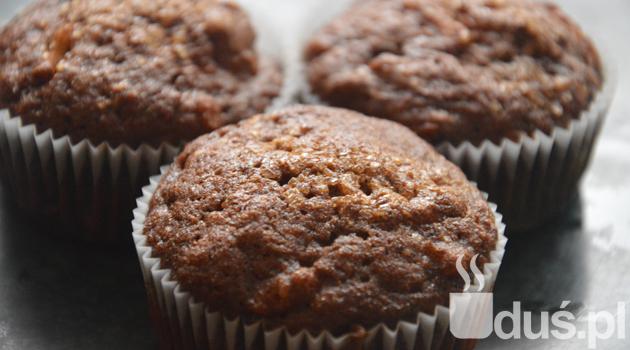 Bezglutenowe muffinki dyniowe