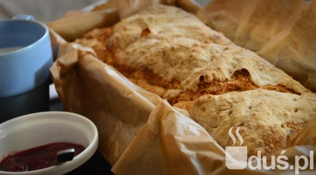 Upieczony chleb bezglutenowy